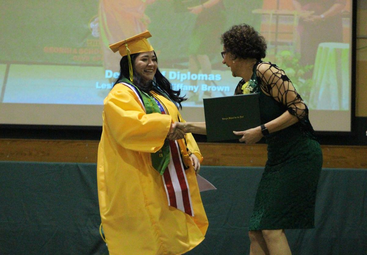 GSD Valedictorian heading off to Rochester Institute of Technology in the fall