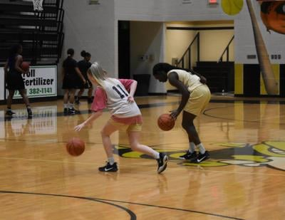 Rockmart Girls Basketball 2019