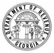 Georgia Department of Revenue logo