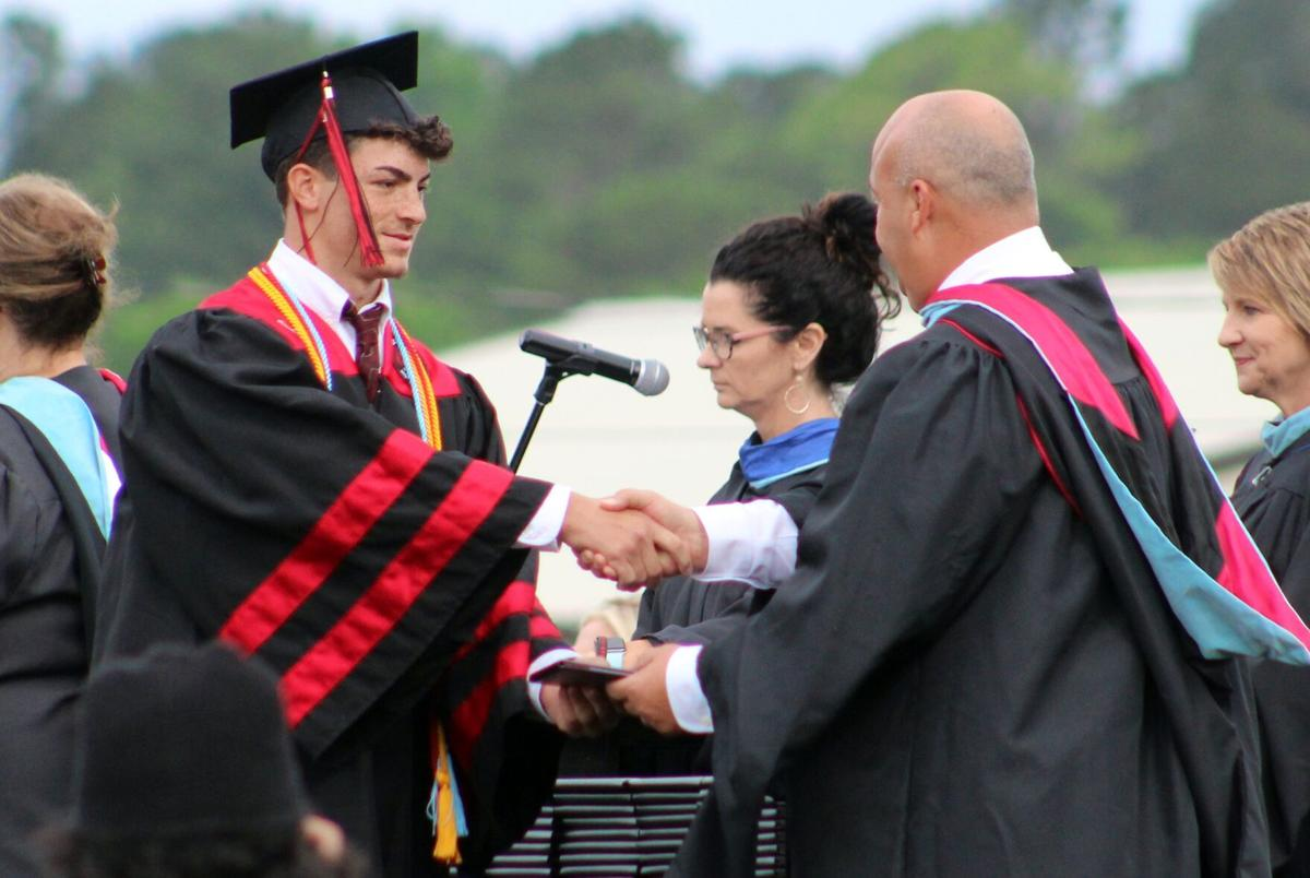 Cedartown graduates applauded for overcoming obstacles