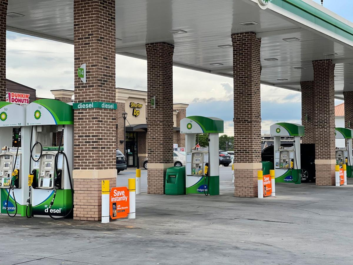 Local gas stations low on fuel after Colonial Pipeline's cyberattack, shut down