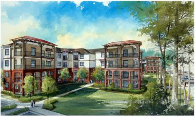 William S Upscale Riverpoint Apartments To Be Green Local News