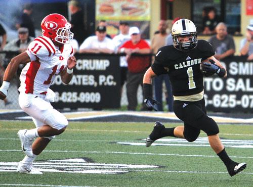 Calhoun's Alex Urbano
