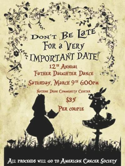 12th Annual Father Daughter Dance