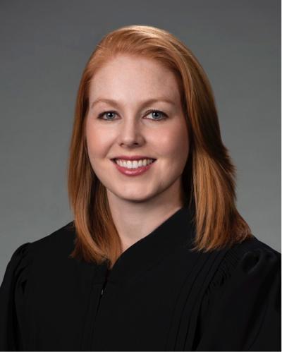 State Supreme Court Justice Sarah Hawkins Warren