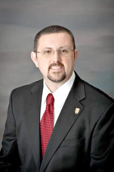 Chattooga County Sheriff Mark Schrader