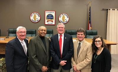 Calhoun City Council