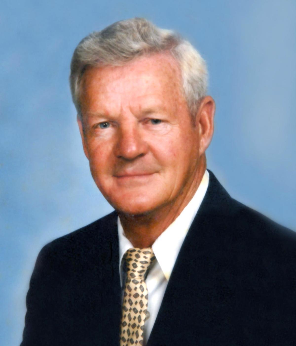 Hugh  McRae, Jr.