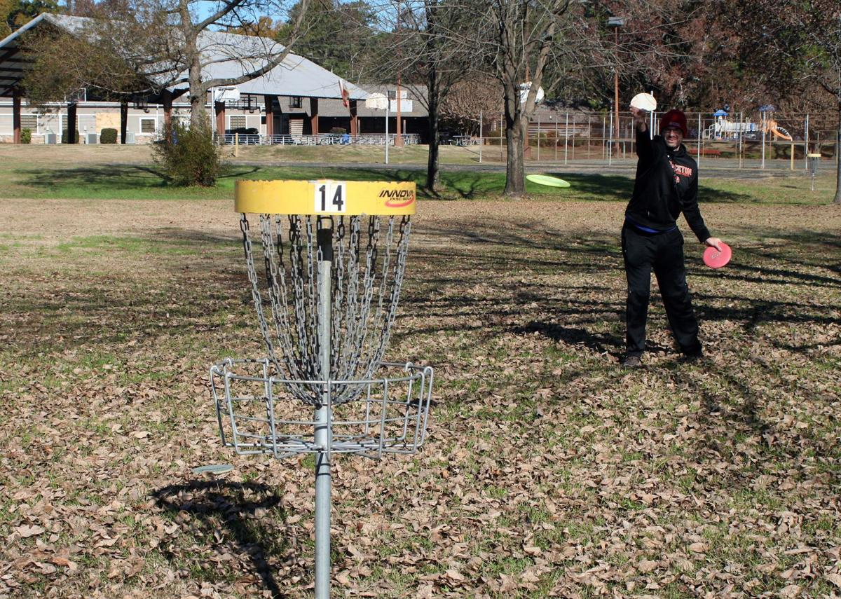 New Disc Golf Course Drawing Attention To Park In Shannon Local News Northwestgeorgianews Com