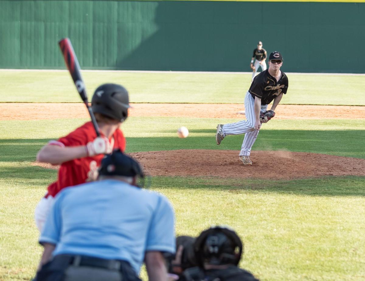 Calhoun Baseball sweeps GAC