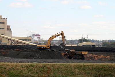 Coal ash removal
