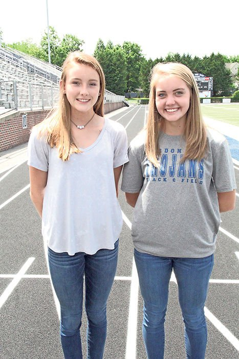 TRACK: The 2018 Walker County Girls Track Athletes of the Year