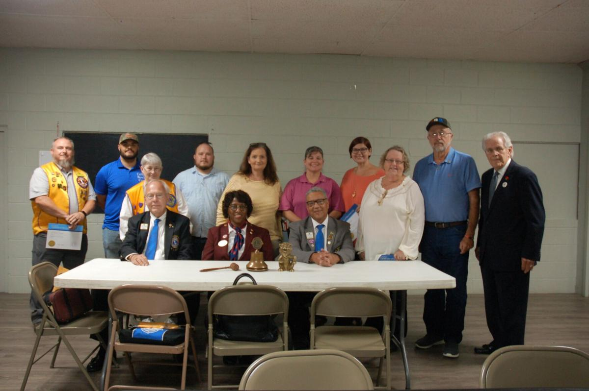 Calhoun Lions Club holds first meeting since revitalization efforts