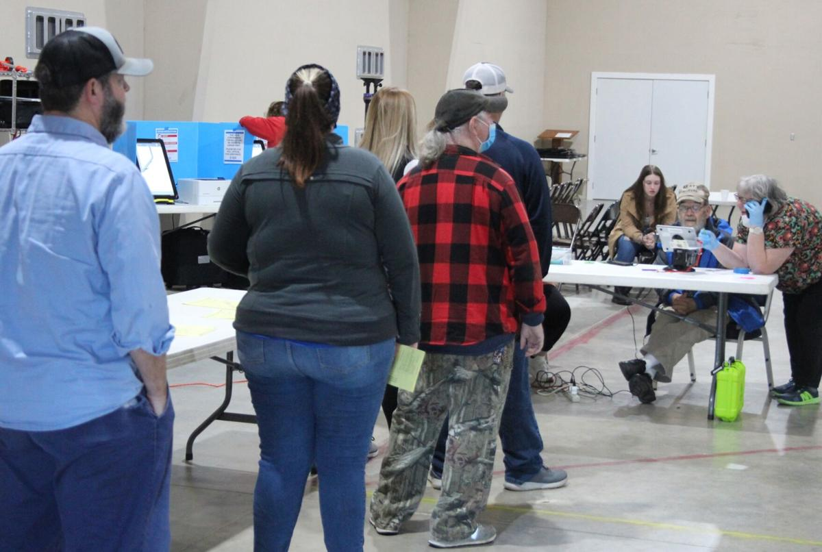 Polls open with short or no waits in Polk County