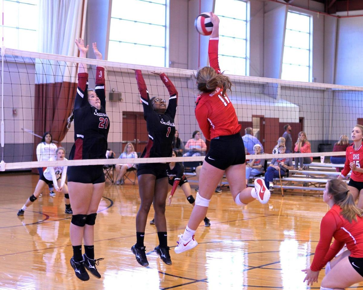 Sonoraville Volleyball - Raleigh Hooper