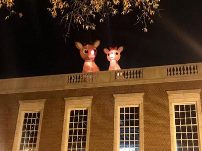 Rudolph on Broad Street