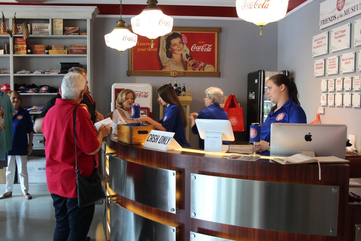 Cedartown Museum of Coca-Cola Memorabilia hosts special tours