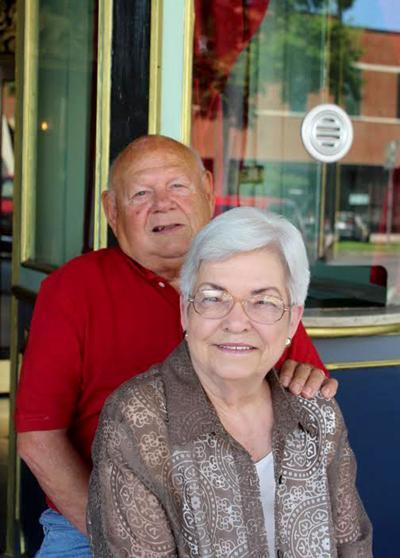 Jerry and Glenda Collins
