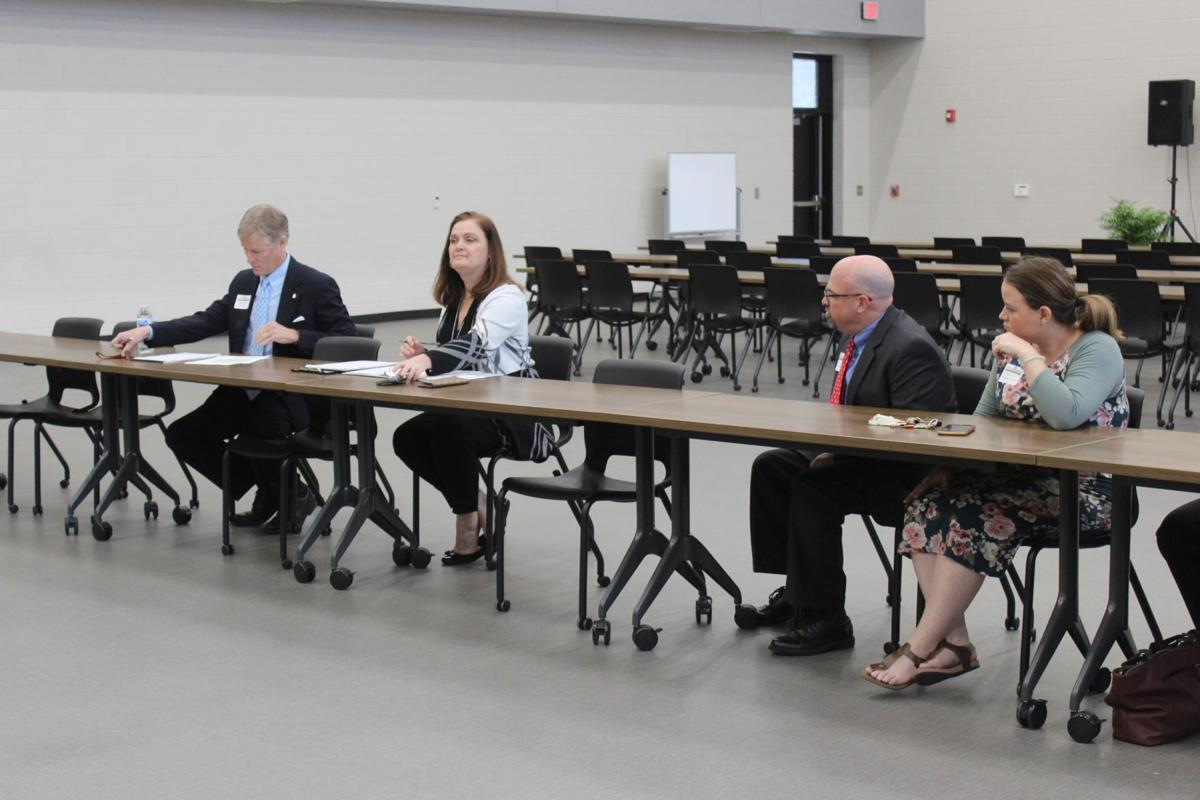 PCCCA State Officials visit 2019