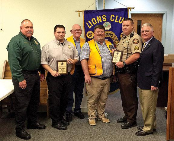 Duty to serve, promise to the community: Chickamauga Lions recognize