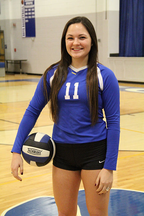 VOLLEYBALL: Ricki Lynn Bickley named Catoosa Co. Player of the Year