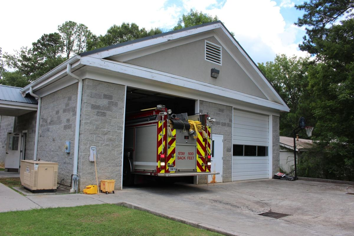 Burnett Ferry Fire Station renovation to start in the coming weeks