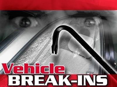 Entering auto case in Rossville