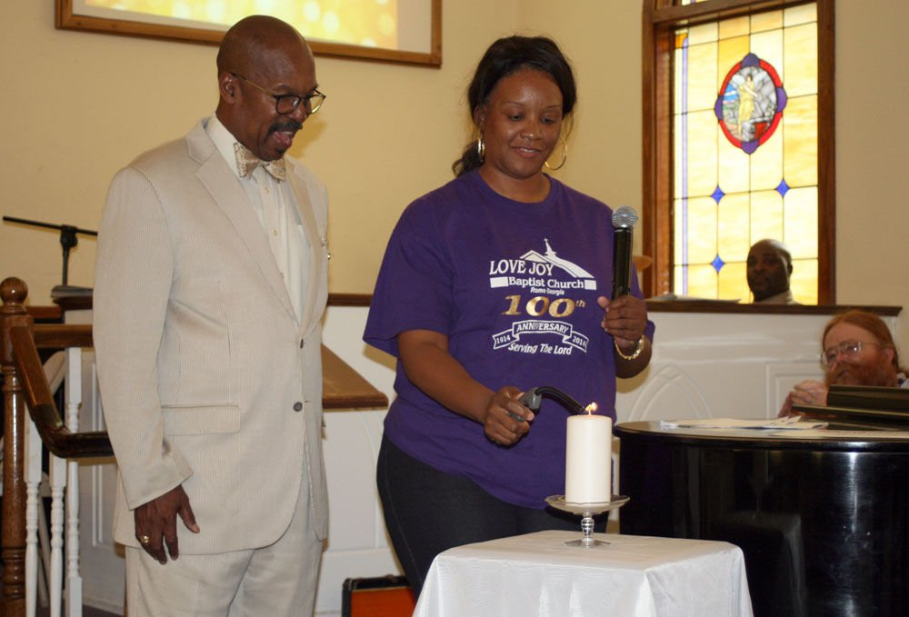 Lovejoy Baptist Church celebrates 103rd anniversary