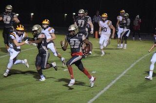 Marsyan Griffin touchdown run vs. Dade County