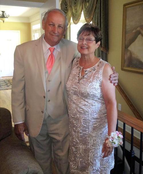 Donnie and Ann Franks