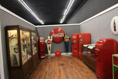 Rome Area History Center reopens, plans to continue renovating exhibits throughout the year