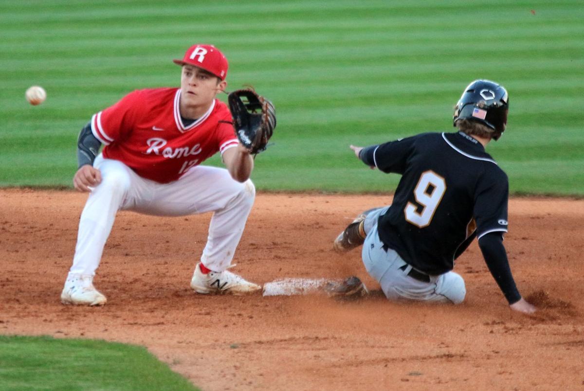 Rome High Baseball
