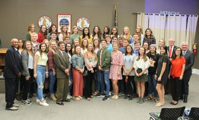 Youth Leadership - City Council