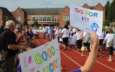 Special Olympics: One of the wonderful events that make us thankful for our community