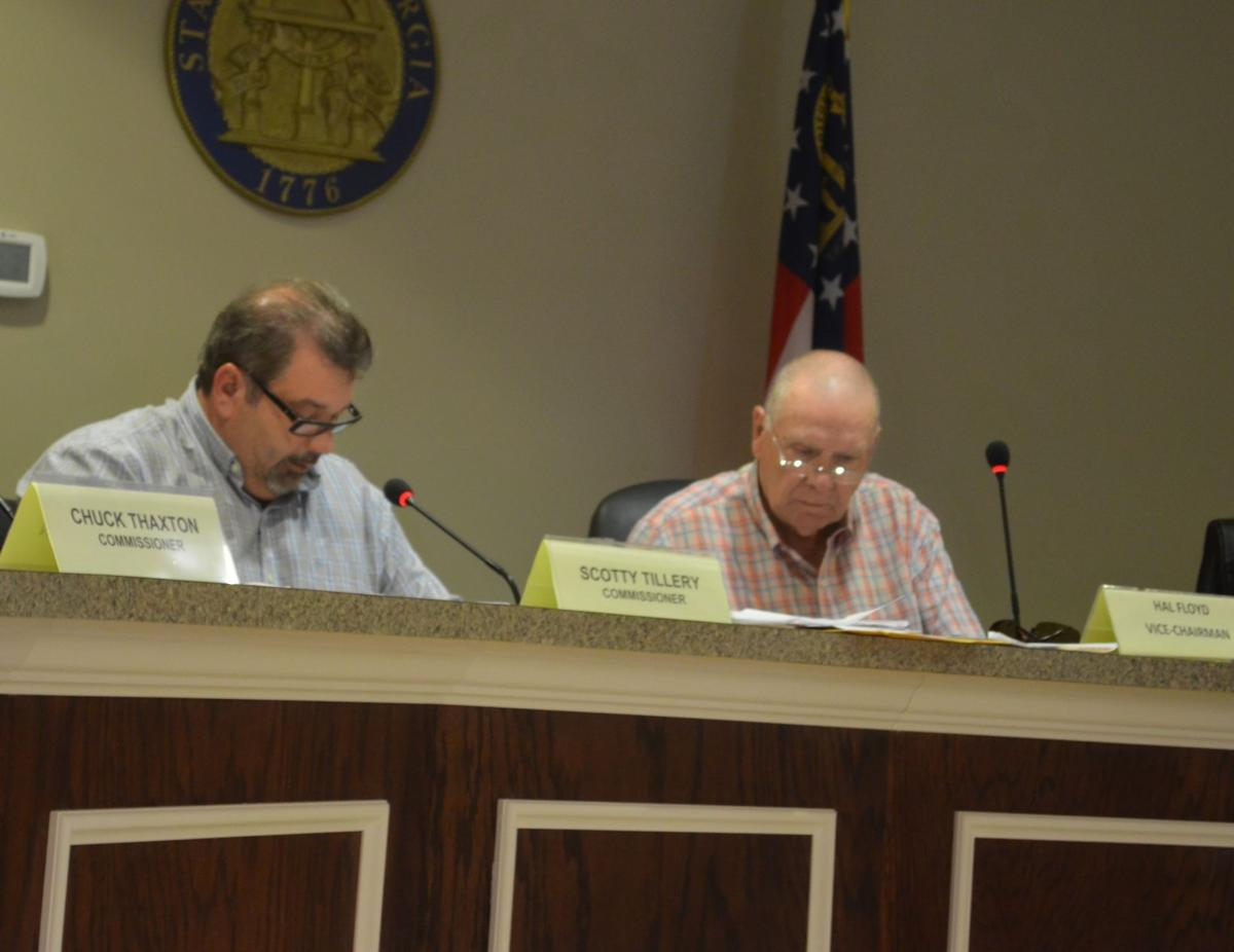 Polk County Commission - July 2019