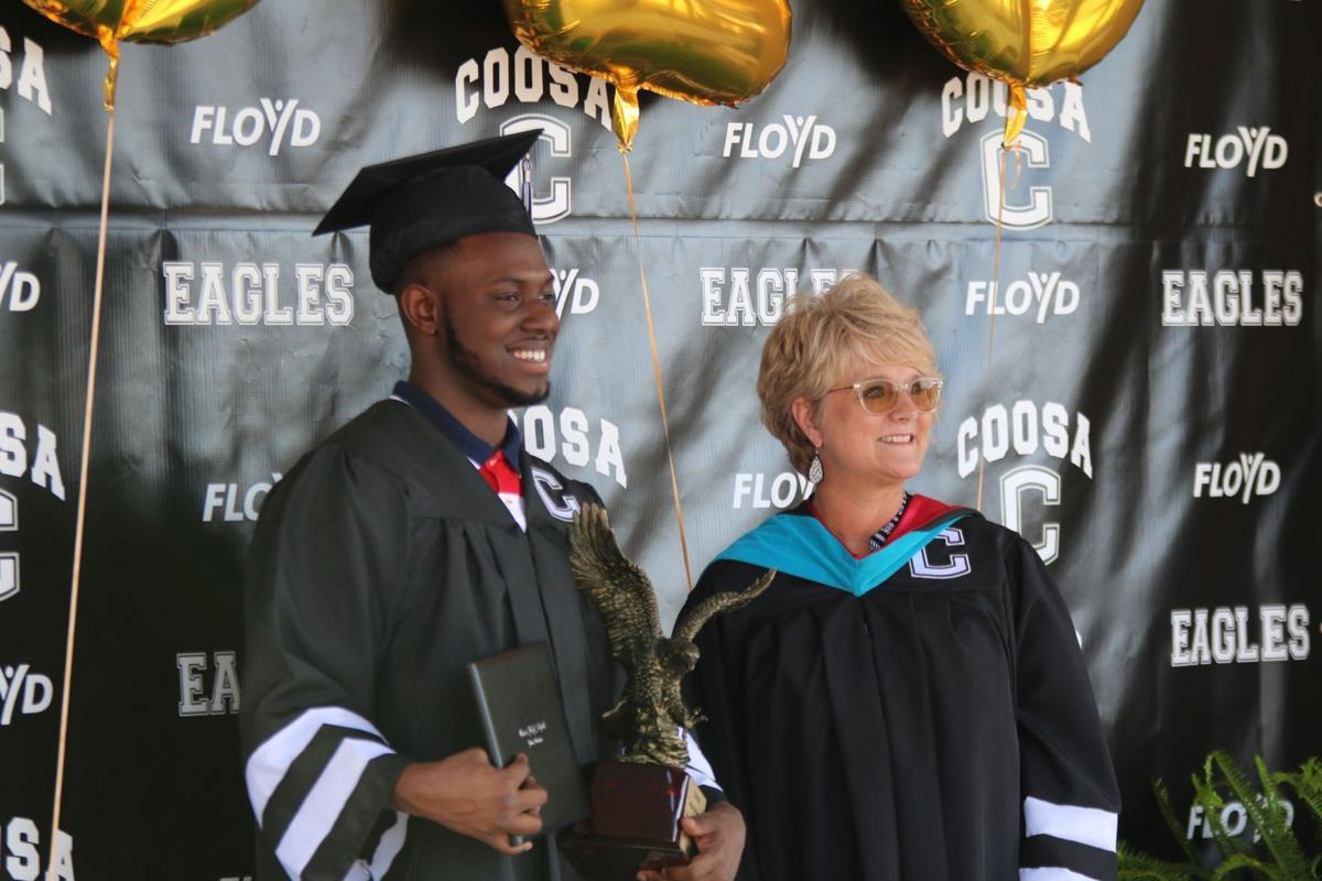 Coosa Drive-thru Graduation