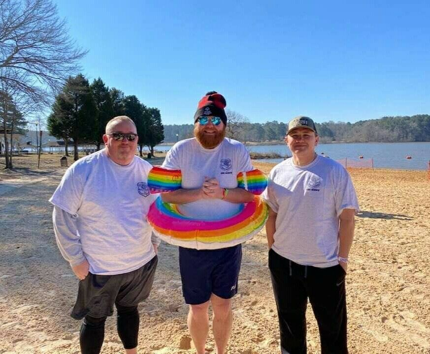 Team GBI, sheriff raise over $22,000 in polar plunge fundraiser for Special Olympics