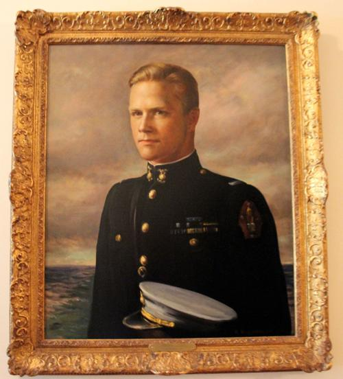1st Lt. Alexander 'Sandy' Bonnyman Jr.