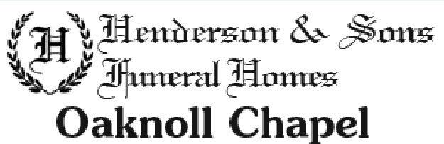 Henderson & Sons, Oaknoll Chapel