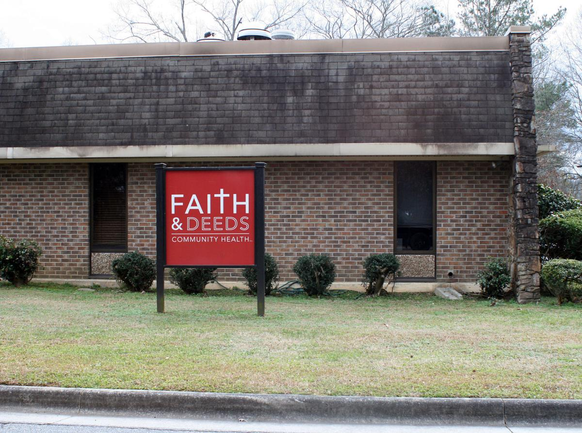 Faith and Deeds Feb. 4, 2018
