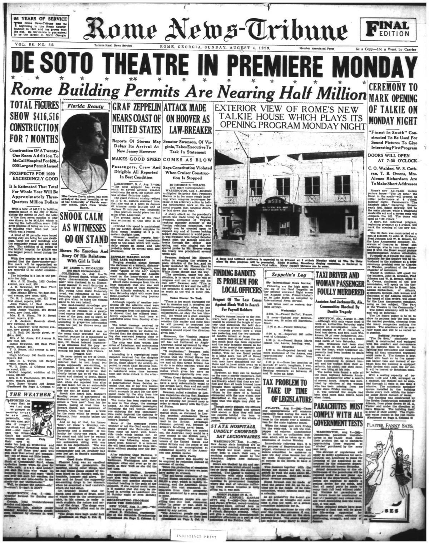 DeSoto Aug. 29 Rome News-Tribune