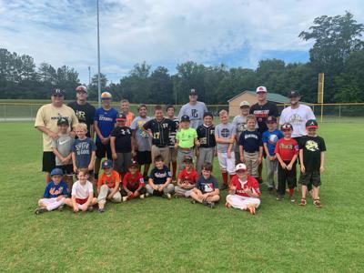 Rockmart Baseball Camp 2019