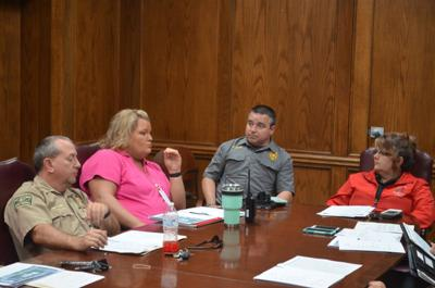 Polk County Public Safety Committee May 2019