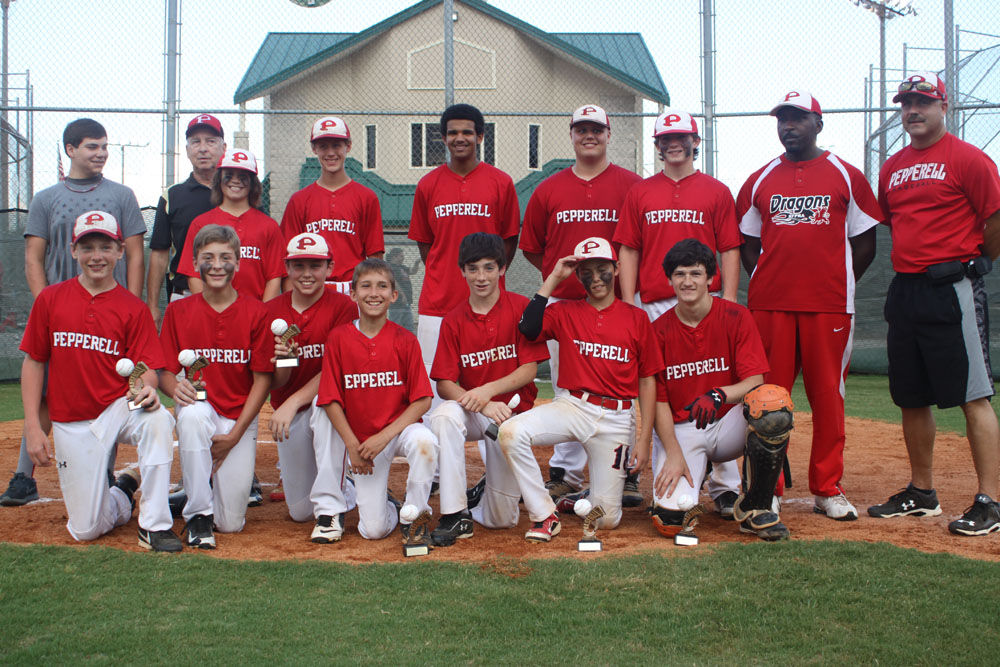 Pepperell Dragons