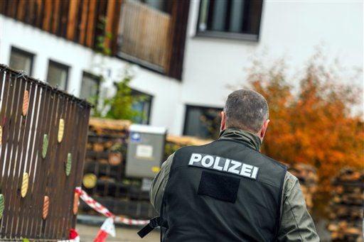Germany Police Shot