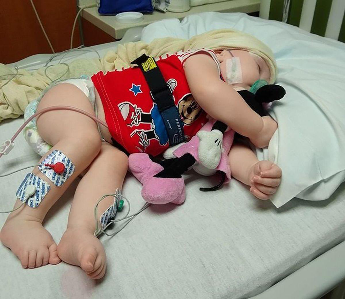 Di'Laine Marie Gaucher Disease hospital