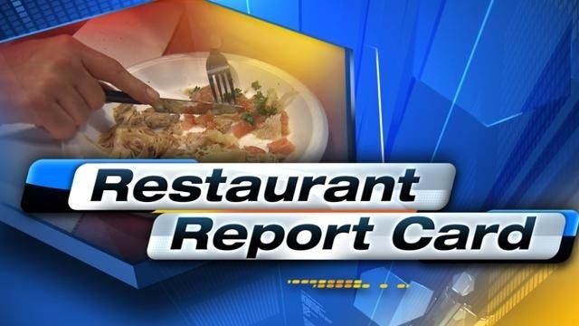 Restaurant Report Card