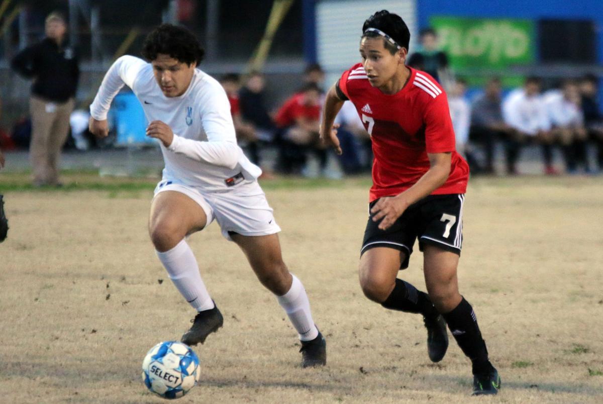 Coosa-Model Soccer