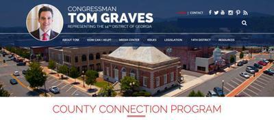 Tom Graves' website