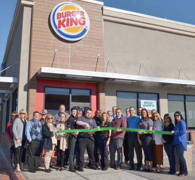 Burger king opening